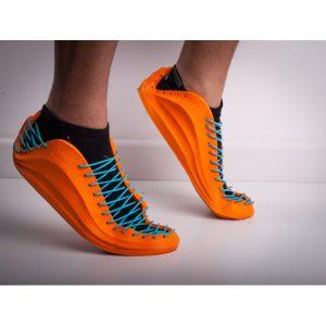 zapatillas con filamento flexible