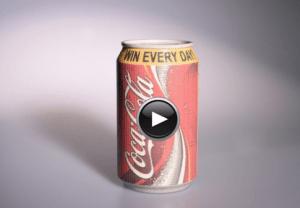 coke 3d