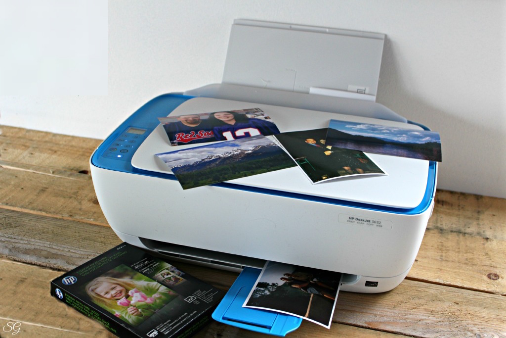 impresora hp deskjet 3632