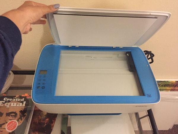 impresora hp deskjet 3632 escaner