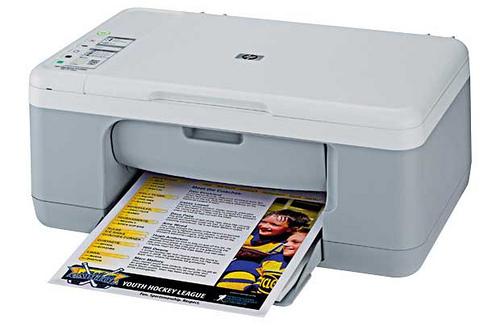 cartuchos de tinta hp 21 xl y hp 22 xl en Impresora HP Deskjet F2280