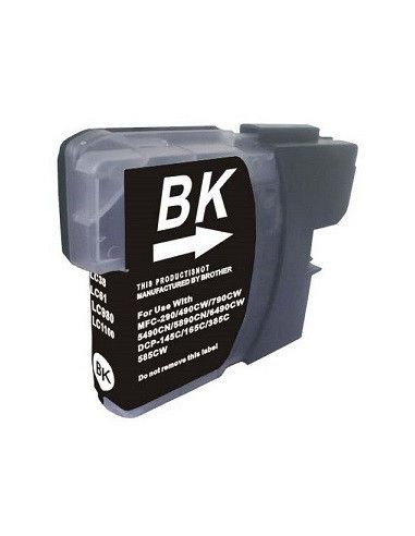 Cartucho de tinta LC980 compatible con brother