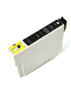Cartucho de tinta T1281, compatible con epson, negro