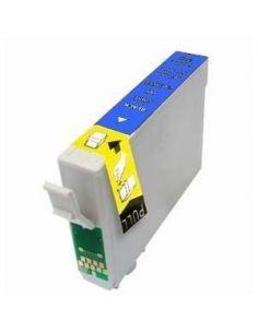 Cartucho de tinta T1282, compatible con epson, cyan