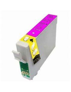 Cartucho de tinta T1293, compatible con epson, magenta