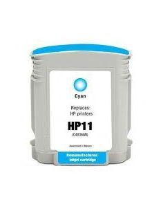 Cartucho de tinta HP11,compatible con hp C4836A, cyan