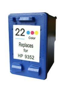 Cartucho de tinta HP 22 XL, compatible con hp C9352CE,  tricolor