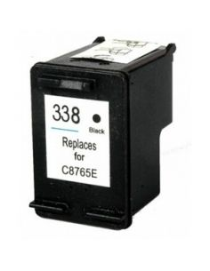 Cartucho de tinta HP338, compatible con hp CC8765EE,  negro