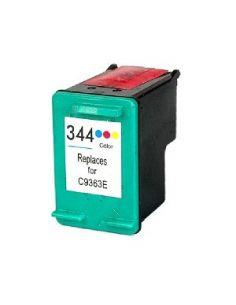 Cartucho de tinta HP344, compatible con hp C9363EE,  tricolor