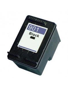 Cartucho de tinta HP901XL, compatible con hp CC654AE,  negro