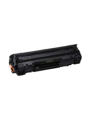 Toner CRG-737 negro compatible a Canon 9435B002