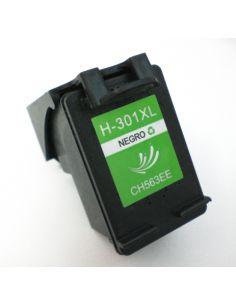 Cartucho de tinta HP301XL , compatible con hp CH563EE, negro