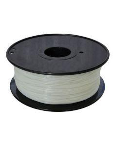 Bobina Filamento ABS fotosensible blanco a azul para impresora 3D 1.75 mm 1KG