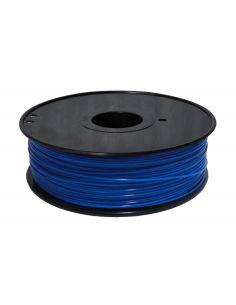 Bobina Filamento ABS Fluorescente AZUL para impresora 3D 1.75 mm 1KG