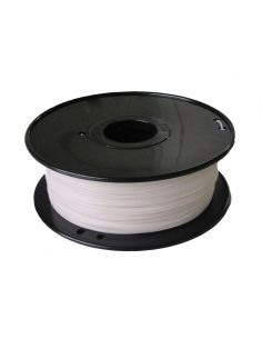 Bobina Filamento ABS fotosensible blanco a lila para impresora 3D 1.75 mm 1KG