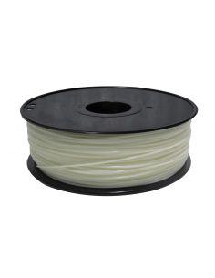 Bobina Filamento ABS luminoso verde para impresora 3D 1.75 mm 1KG