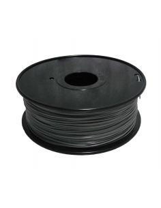 Bobina Filamento ABS termosensible gris a blanco para impresora 3D 1.75 mm 1KG