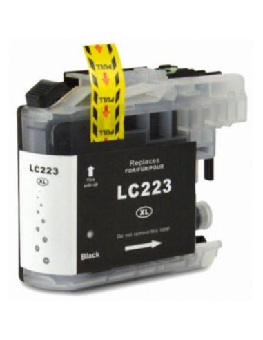 Brother LC223 Cartucho de tinta compatible