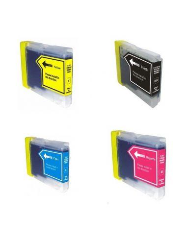 Cartucho de tinta LC1000 / LC-1000 / LC 1000 compatible con