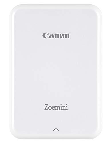 Canon Zoemini Pv-123 - Mini impresora (Bluetooth, USB, 314 x 600 ppp, Canon...