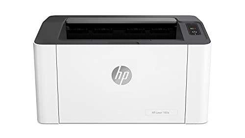 HP Laser 107w 4ZB78A, Impresora Láser Monofunción Monocromo, Impresión a...