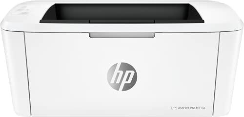 HP LaserJet Pro M15w W2G51A, Impresora A4 Monofunción Monocromo,...