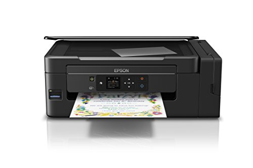 Epson ET-2650 EcoTank Impresora de inyección de tinta 3 en 1, Wifi,...