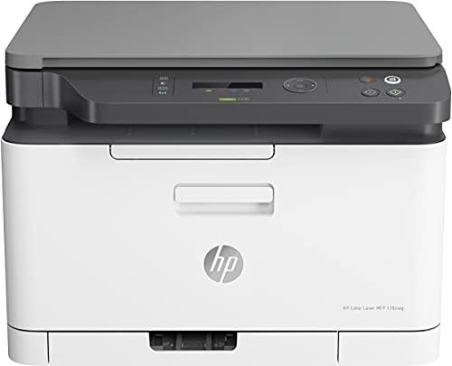 HP Color Laser MFP 178nw 4ZB96A, Impresora Láser Color Multifunción,...