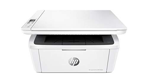 HP LaserJet Pro M28w - Impresora multifunción láser (USB 2.0, WiFi, 18 ppm,...