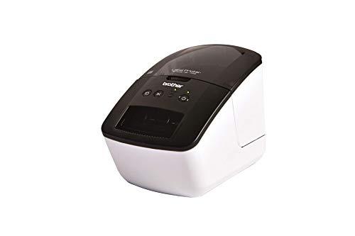 Brother QL-700 - Etiquetadora USB, Negro