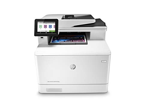 HP Color LaserJet Pro M479fdw - Impresora láser multifunción, color,...