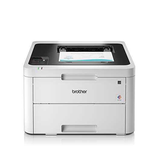 Brother HL-L3230CDW - Impresora láser color (WiFi, LED, USB 2.0, 256 MB,...