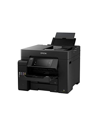 Epson EcoTank ET-5850 - Impresora multifunción 4 en 1 (Copia, escaneo,...