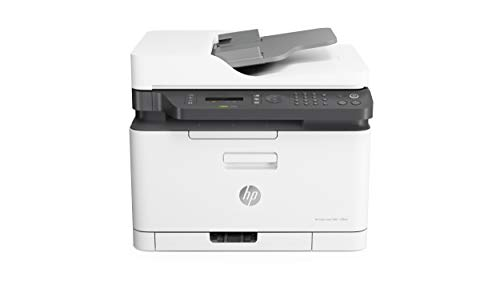 HP Color Laser MFP 179fnw - Impresora láser multifunción, color, Wi-Fi,...