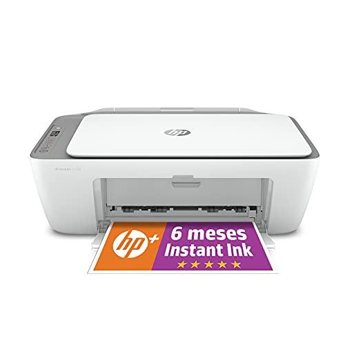 Impresora Multifunción HP DeskJet 2720e - 6 meses de impresión Instant...