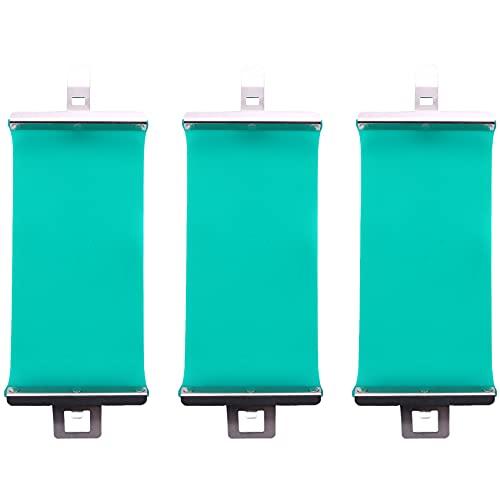 BOINN 3 unidades de 3D para impresora de sublimación de silicona para...