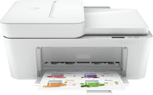 HP DeskJet Plus 4120 3XV14B, Impresora Multifunción A4, Imprime, Escanea,...