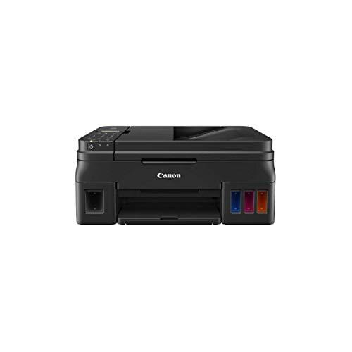Impresora Multifuncional Canon PIXMA G4511 Negra Wifi de inyección de...
