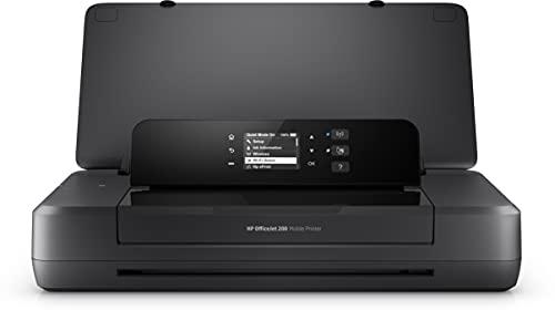 HP OfficeJet 200 Mobile - Impresora portátil, tinta, color, Wi-Fi, USB...