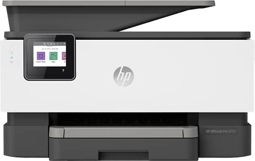 HP OfficeJet Pro 9010 3UK83B, Impresora Multifunción Tinta, Color,...