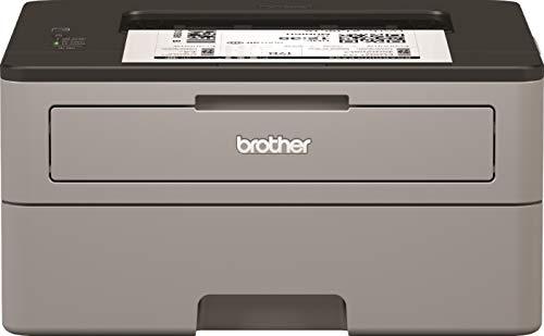 Brother HLL2310DZX1, Impresora Láser Monocromo Dúplex (30 ppm, USB 2.0,...