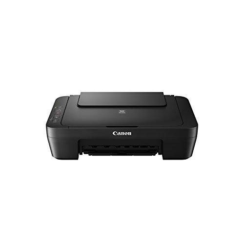 Canon PIXMA MG2550S - Impresora Multifuncional de inyección de tinta,...