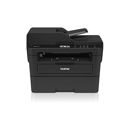 Brother MFCL2730DW - Impresora multifunción láser monocromo con fax,...