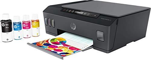 HP Smart Tank Plus 555 - Impresora multifunción tinta, color, Wi-Fi...