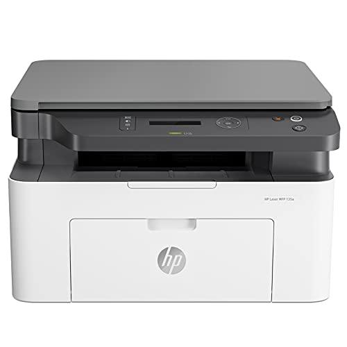 HP Laser MFP 135a - Impresora láser multifunción, monocromo, USB 2.0...