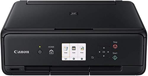 Impresora Multifuncional Canon PIXMA TS5050 Negra Wifi de inyección de...