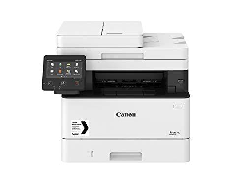 Impresora láser multifunción monocromo Canon i-Sensys MF443dw blanca Wifi