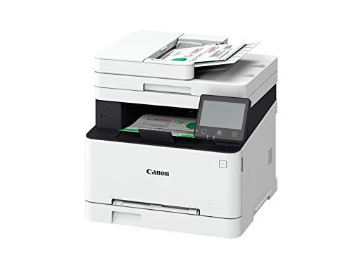 Impresora láser multifunción color Canon i-Sensys MF645Cx blanca Wifi