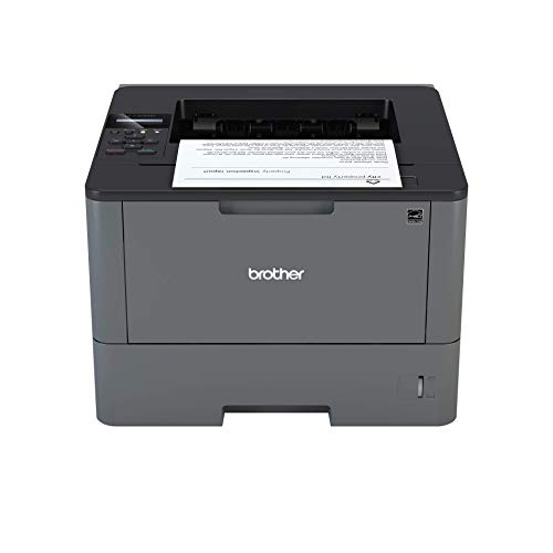 Brother HL-L5000D - Impresora láser profesional monocromo (bandeja 250...