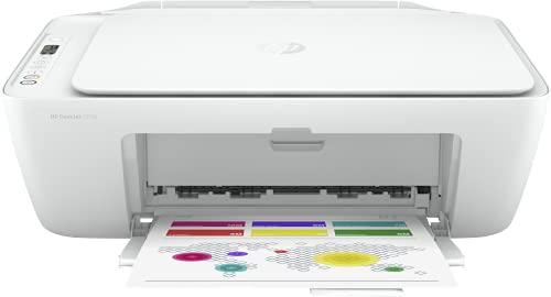 HP DeskJet 2710 5AR83B, Impresora Multifunción A4, Imprime, Escanea y...